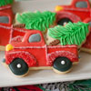 Cookie Cutter Truck with Tree