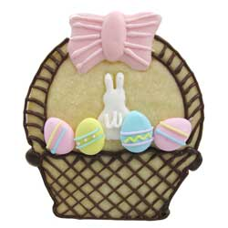 Basket Bunny Cookie Cutter, Hammer Song