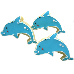 Cookie Cutter Dolphin, 4.5