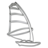 Cookie Cutter Windsurfer Stainless Steel