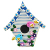 Cookie Cutter Bird House Copper