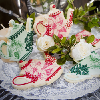 Tea Time Cookies How-To