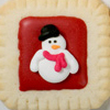Dressed Up Holiday Shortbread Cookies How-To