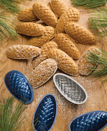 Gingerbread Pine Cones Recipe