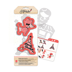 SALE!  Ooh La La Cookie Cutter Set