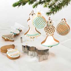 LTD QTY!  Fancy Ornaments Cookie Cutter Set