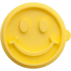 SALE!  Smiley Mini Cookie Stamp