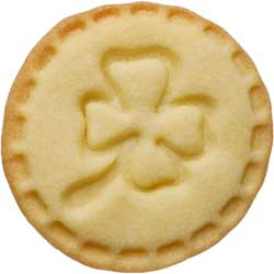 Clover Leaf Mini Cookie Stamp