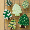 SALE!  Holiday Trees Cookie Cutter Set