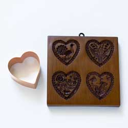 Heartstrings Custom Copper Cutter