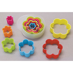 Scallop Flower Set Cookie Cutter