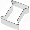 Cookie Cutter Spool of Thread, Tin