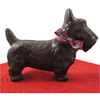 3D Scottish Terrier Dog Chocolate Mold, 2 Piece