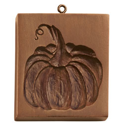 Harvest Pumpkin Cookie Mold