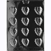 Fall Leaves Chocolate Mold