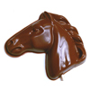 Horse Head Lollipop Chocolate Mold