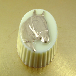 Traditional Horse Head Chocolate Mold