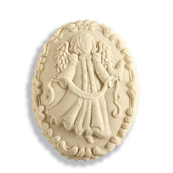 Angelica Cookie Mold