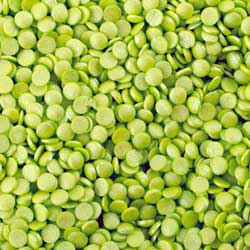 Green Shimmer Confetti