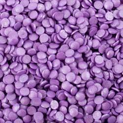 Purple Shimmer Confetti