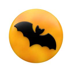 SALE!  Halloween Bat Chocolate Covered Oreos Mold