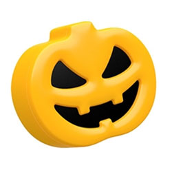 Jack O' Lantern Chocolate Covered Oreos Mold
