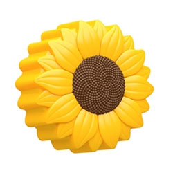 Sunflower Chocolate Covered Oreos Mold