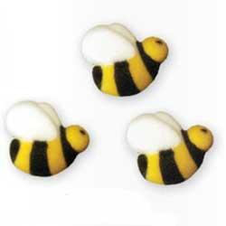 Bees Sugar Decorations