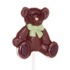Teddy Bear Chocolate Lollipop Mold