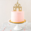 SALE!  Princess Castle Cake Topper