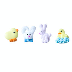 Icing Easter Assortment, Set of 12