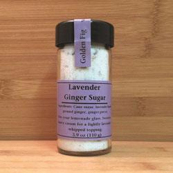 Lavender Ginger Sugar