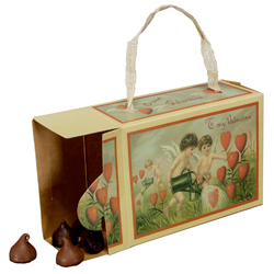 Vintage Valentine Treat Box