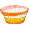 SALE!  Muffin Cup Swirl Orange