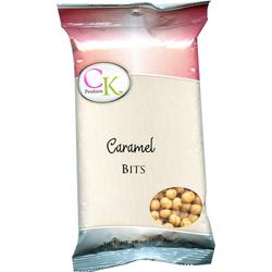 Caramel Bits, 1 lb bag