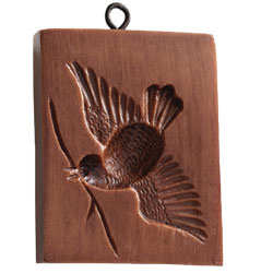 Fly By Bird Cookie Mold