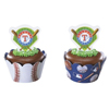Reversible Cupcake Wrapper Major League Baseball
