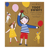 SALE!  Toot Sweet Children Balloon Holders, Set of 8