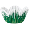Shaped Grass Baking Cup, Mini 48/pkg