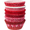 Assorted Valentine Baking Cups
