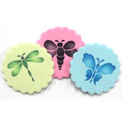 Mini Bug Stencils
