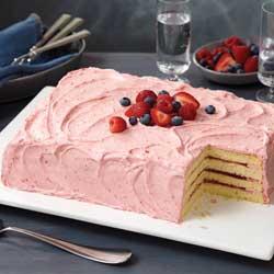 Sheet - Easy Layers Cake Pan Set