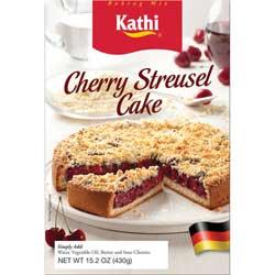 Cherry Streusel Mix