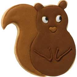 SALE!  Stanley Squirrel Cookie Cutter