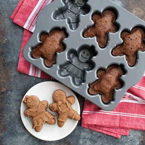 Gingerbread Cakelet Recipe