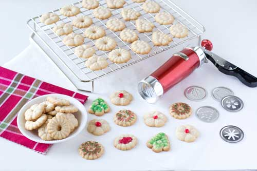 marcato cookie press instructions