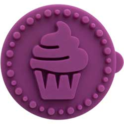 SALE!  Cupcake Mini Cookie Stamp