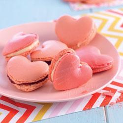Heart Shaped Macaron Kit