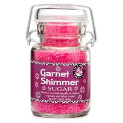 Garnet Shimmer Sugar 7.56 oz.