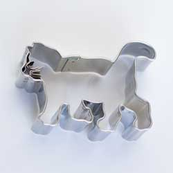 House Cat Cookie Cutter